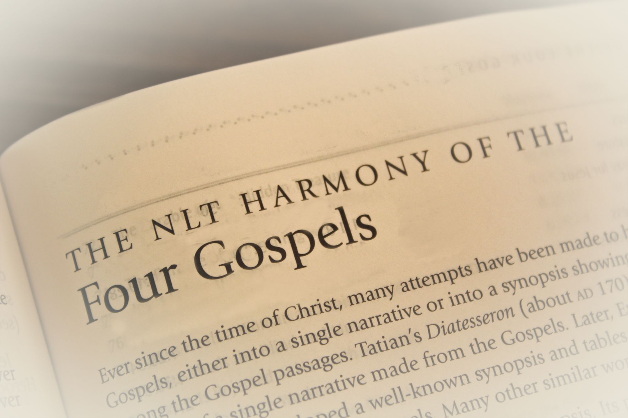 what are the synoptic gospels?