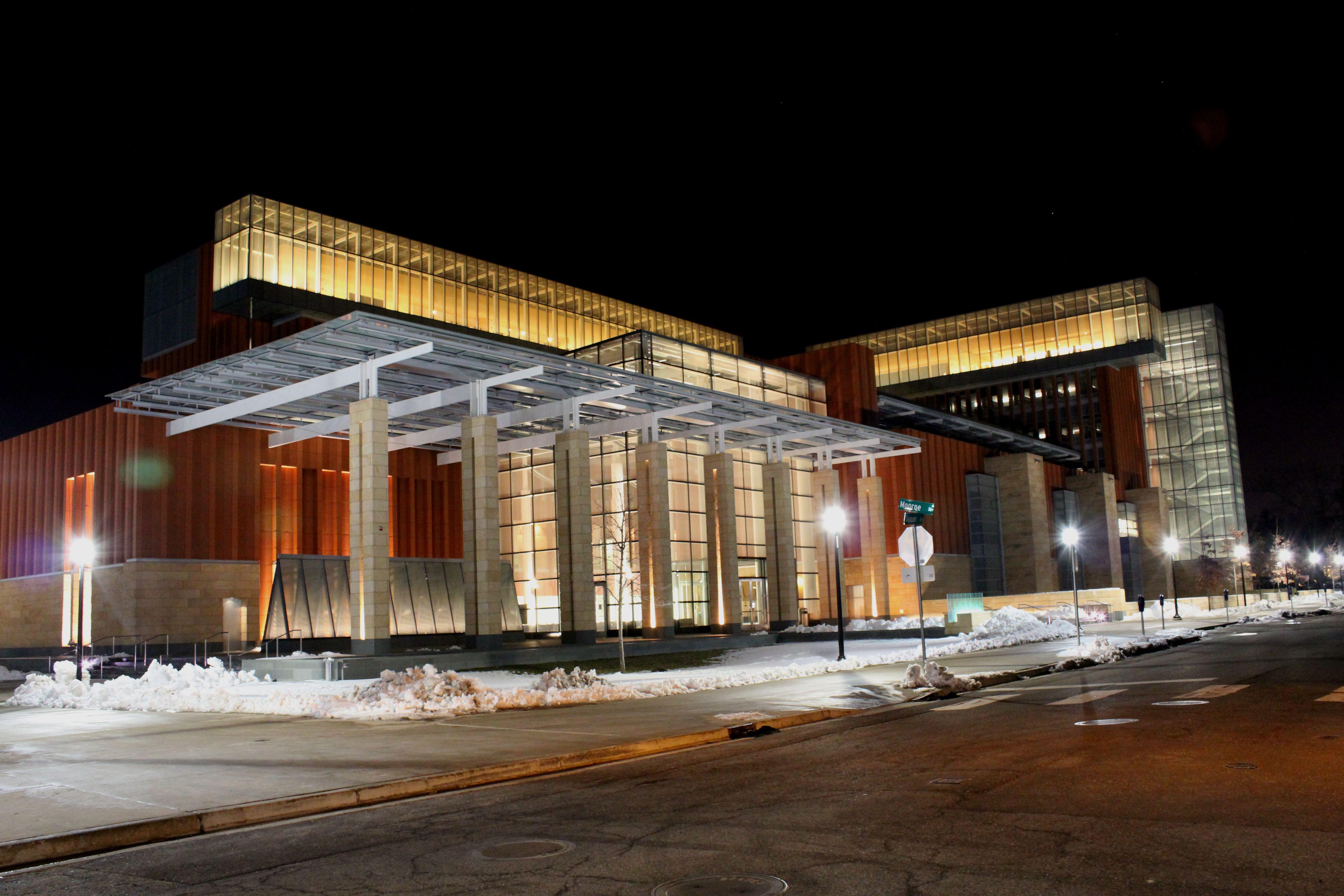 Stephen M. Ross School of Business Building, University of Michigan