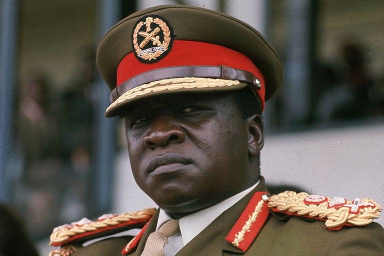 Biography of Idi Amin, Brutal Dictator of Uganda