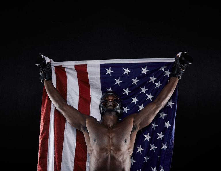 American boxing champion