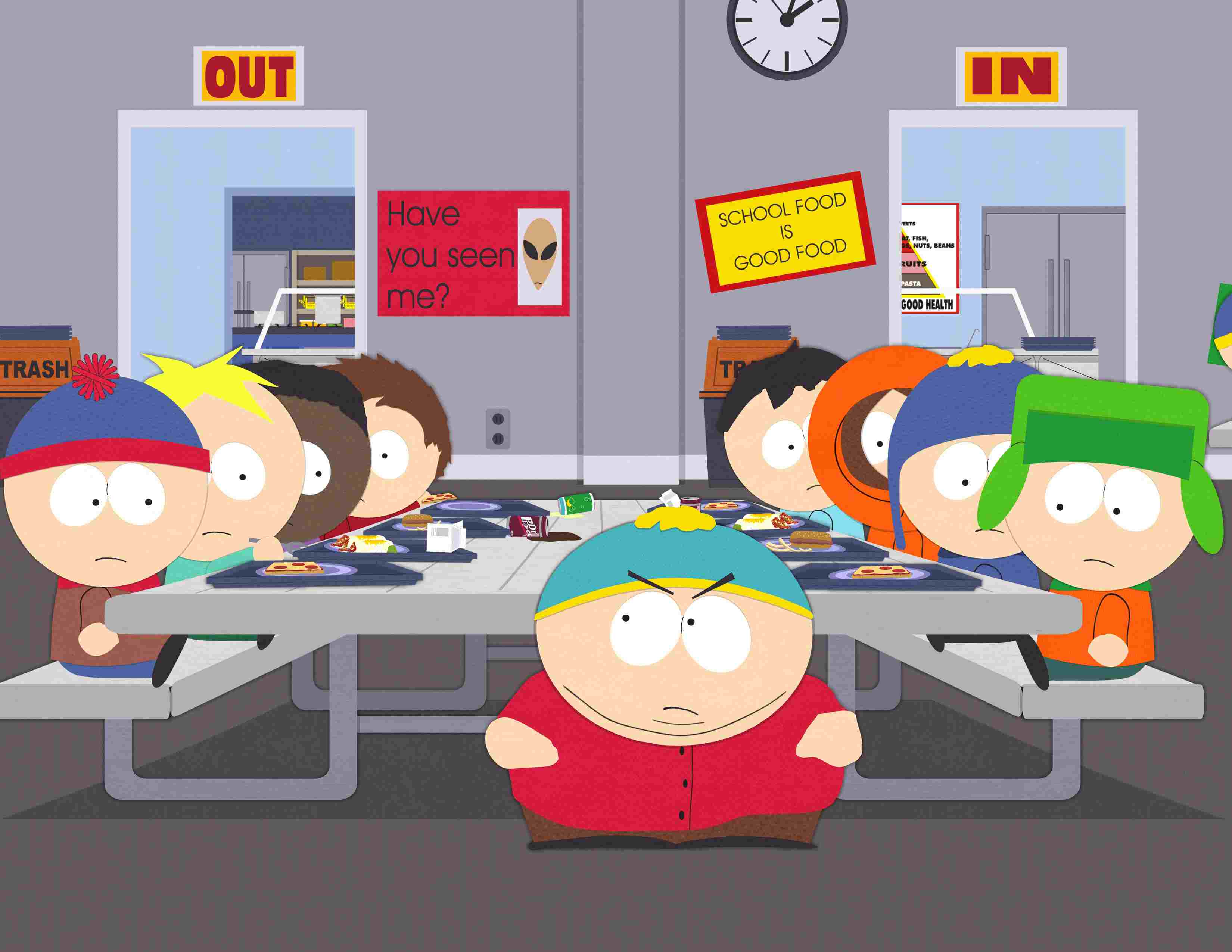 TMI - South Park
