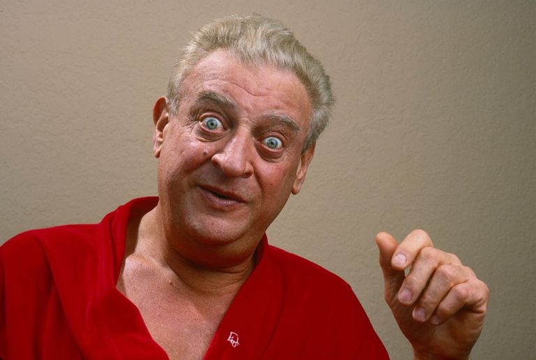 Rodney Dangerfield's Best OneLiners Stunning Rodney Dangerfield Quotes