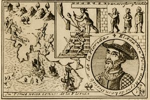 Ponce de Leon and Florida