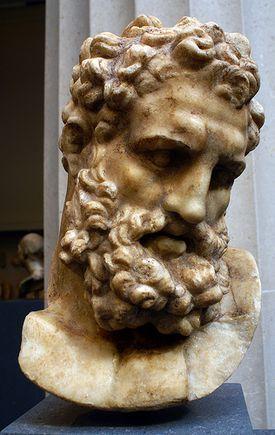 Head of Hercules. Roman, Imperial period, 1st century A.D.