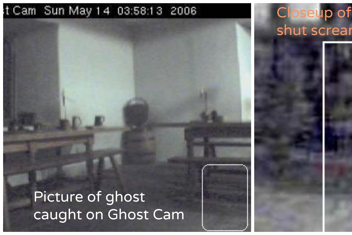 ghost and paranormal webcams from around the world