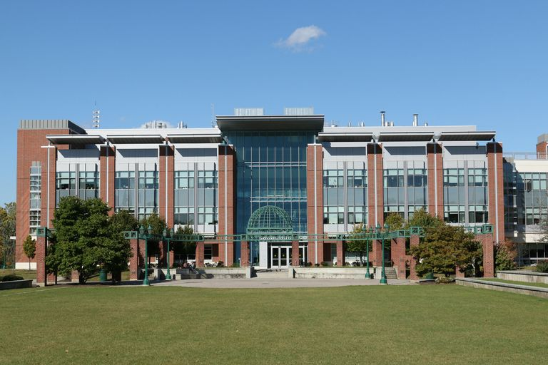 SUNY Geneseo Integrated Science Center