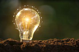 Lightbulb concept art