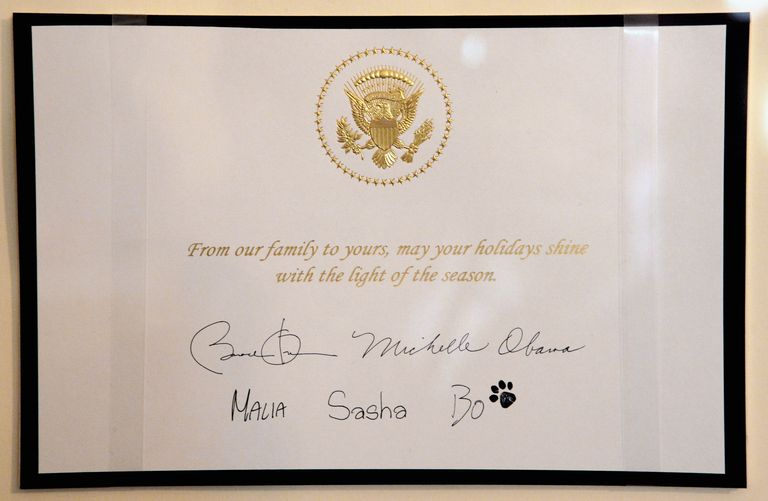 How To Order Greeting Cards From The White House