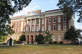 Lane College Main Building