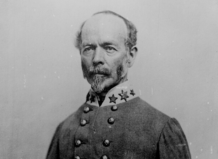 Joseph E. Johnston during the Civil War