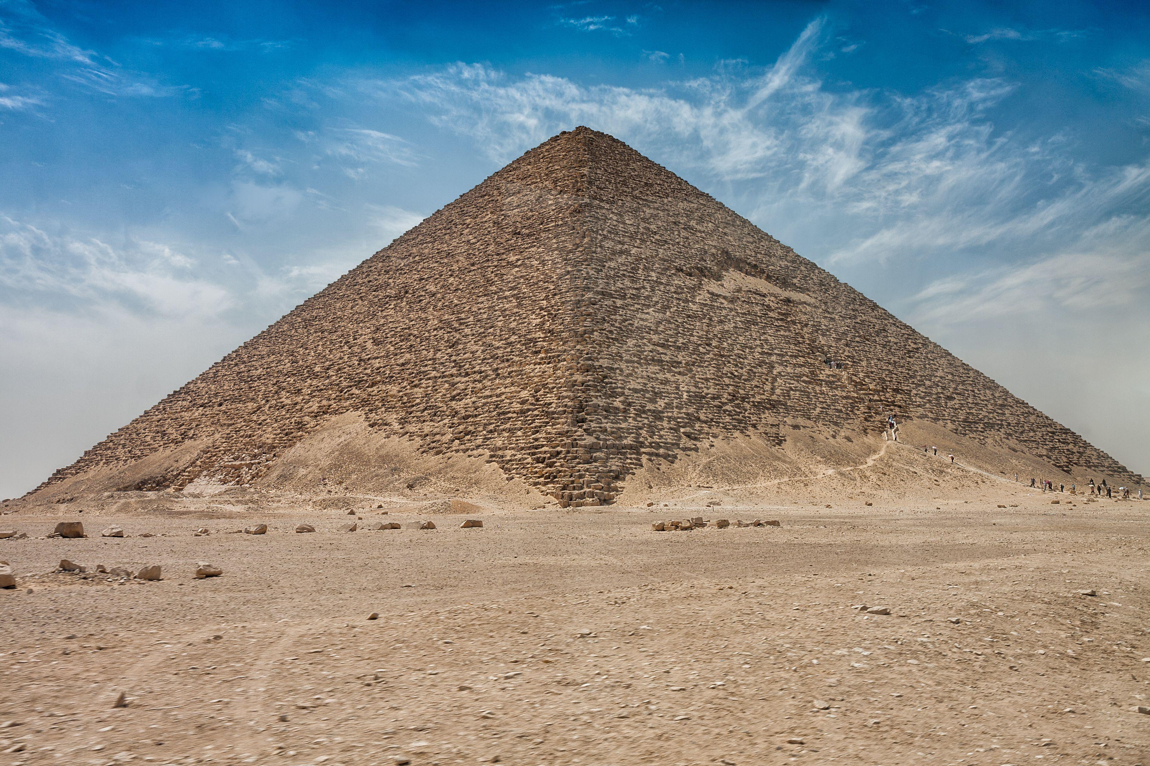 Red Pyramid of Dahshur