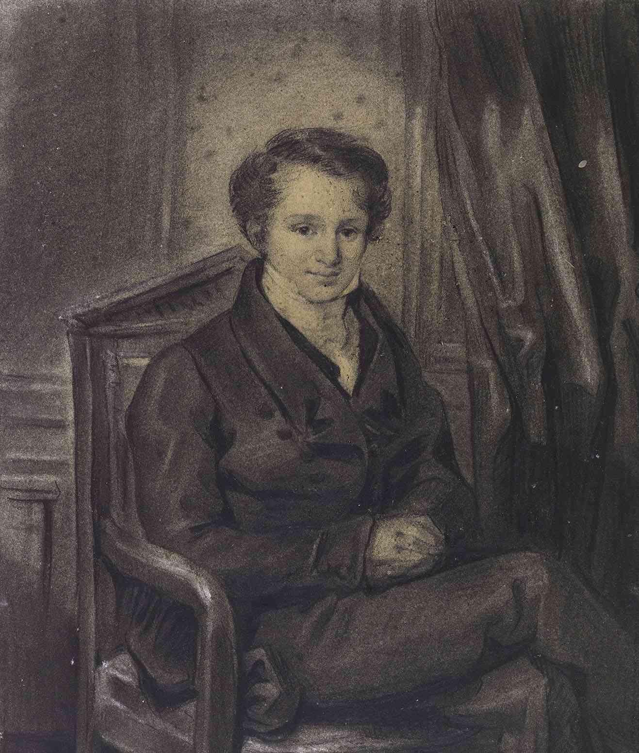 Victor Hugo circa 1821