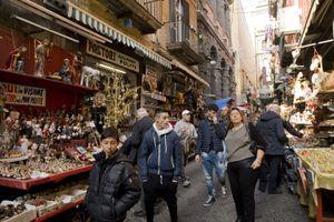 Nativity Shops in Naples