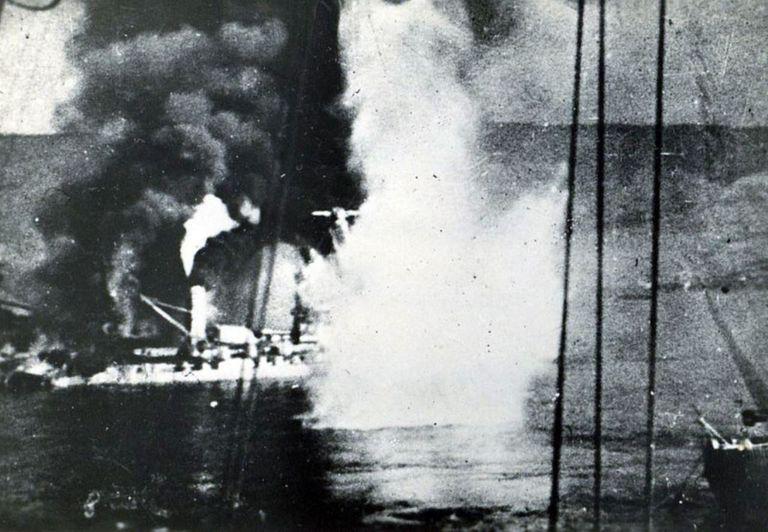 Battleship Bretagne