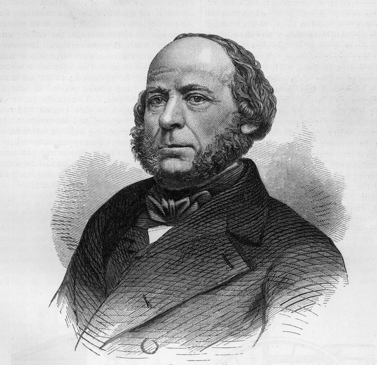 John Ericsson, designer of the USS Monitor