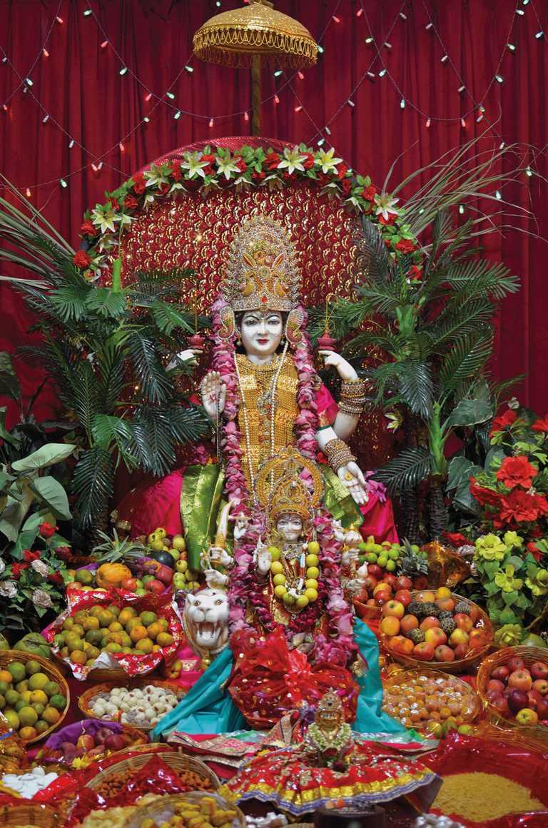Goddess Maha Lakshmi Temple, Ahmedabad, Guajarat