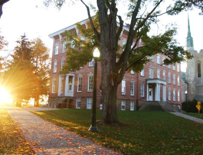 Saint Lawrence University - Richardson Hall