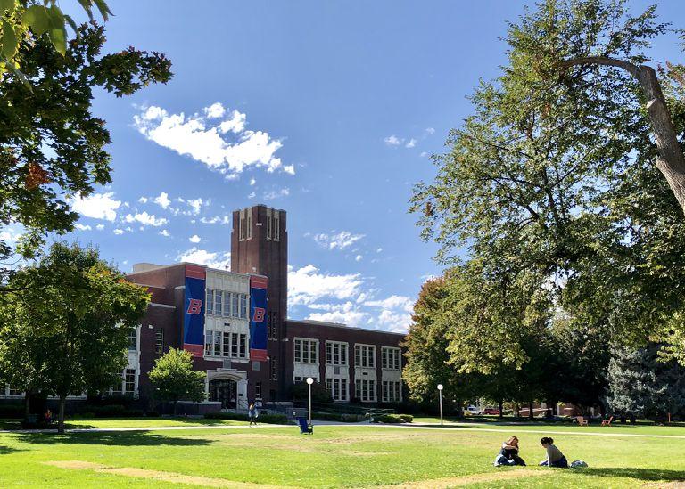 Boise State University campus