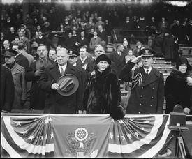 President & First Lady Hoover