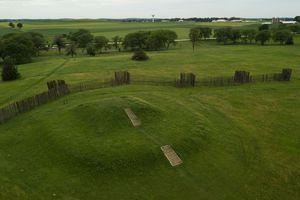 Palisaded Mound Group at Aztalan, Wisconsin