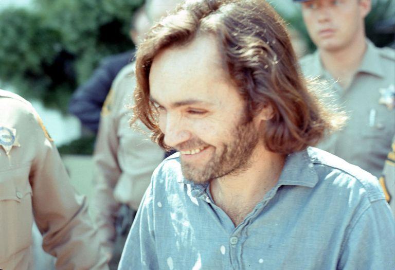 Photo of Charles Manson