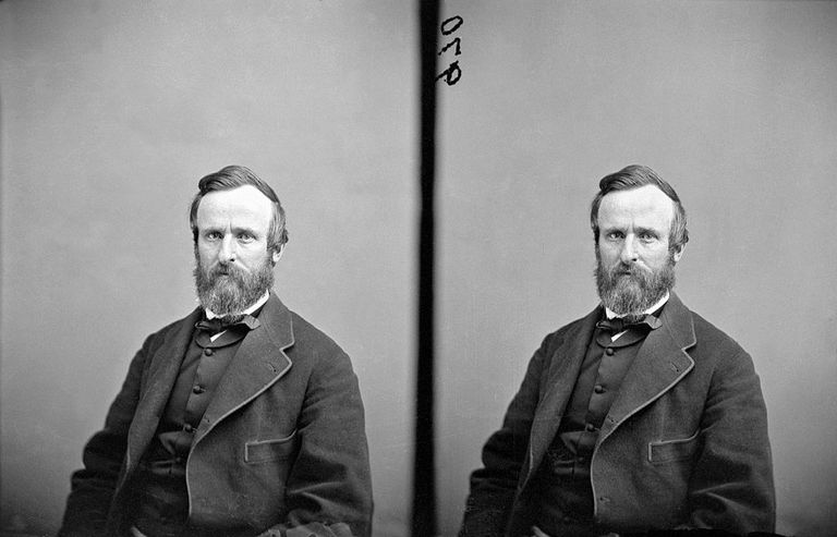 photos of Rutherford B. Hayes