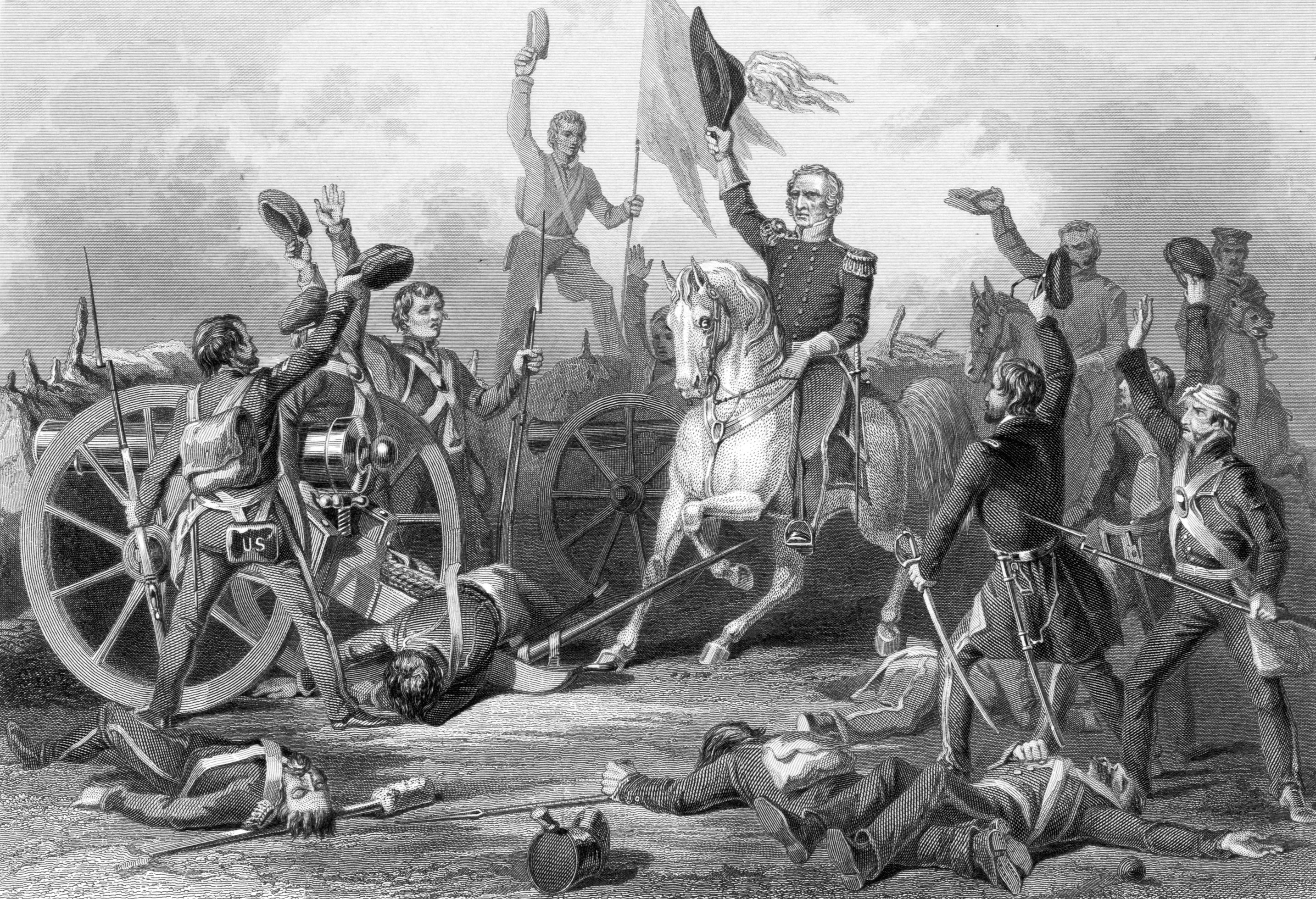 The Battle of Contreras