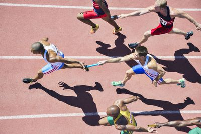 Olympic Sprint and Relay Rules