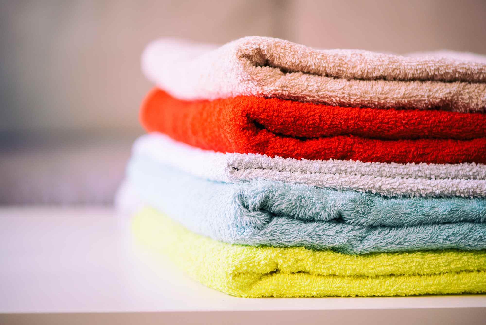 Στοίβα πετσετών