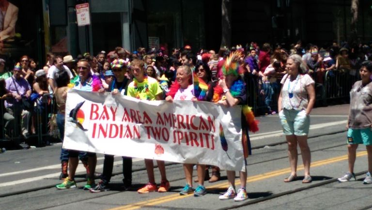Two Spirit Pride in San Francisco