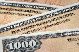 $1000 denomination US Savings Bonds