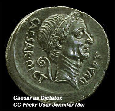 Caesar as Dictator