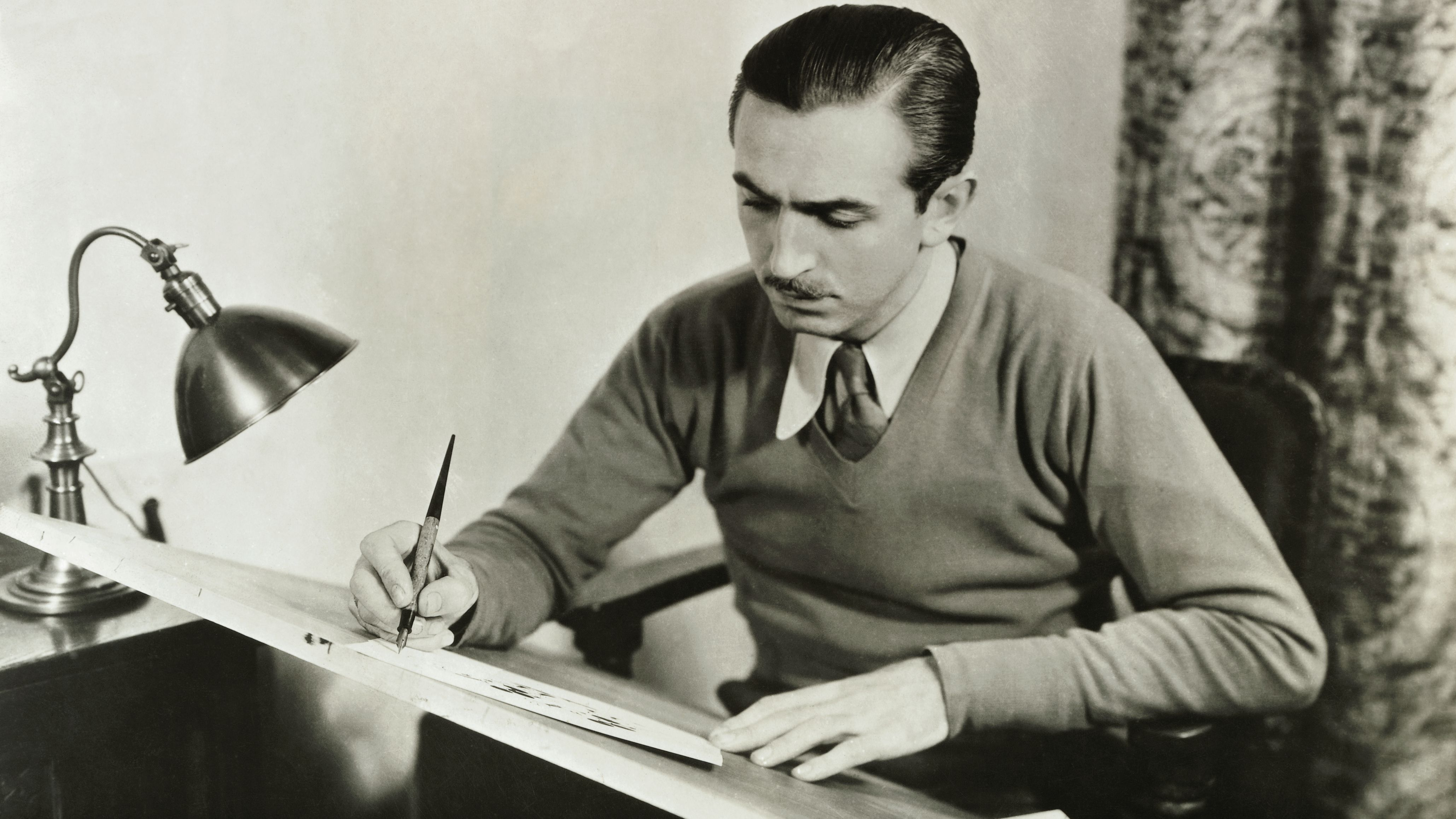 Biography Of Walt Disney Animator And Film Producer
