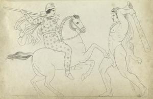 Image ID: 83460 Hercules & Hippolita (1814)