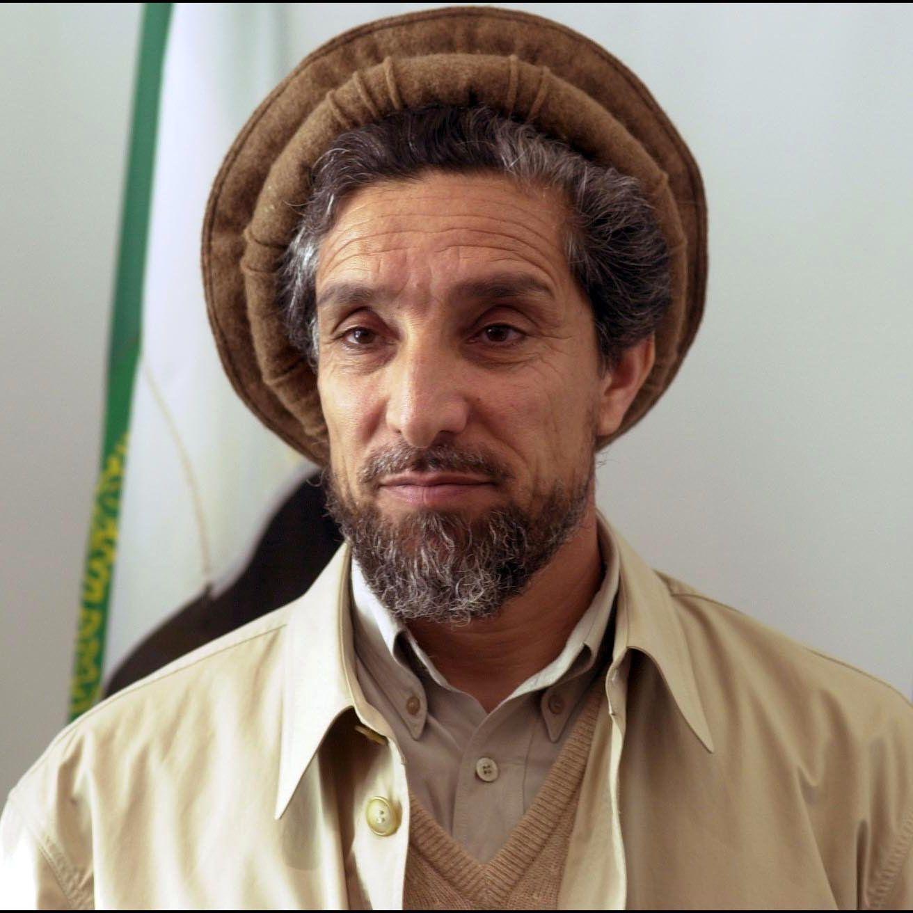 Ahmad Shah Massoud Afghanistan's Lion of Panjshir