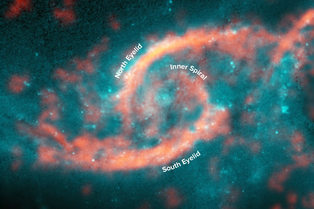 Gas in galaxy collisions