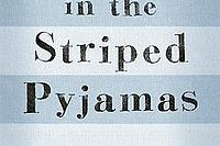 The Boy in the Striped Pajamas book cover