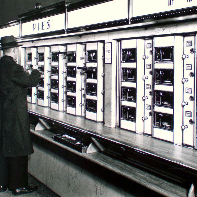 The Rise and Fall of the Automat