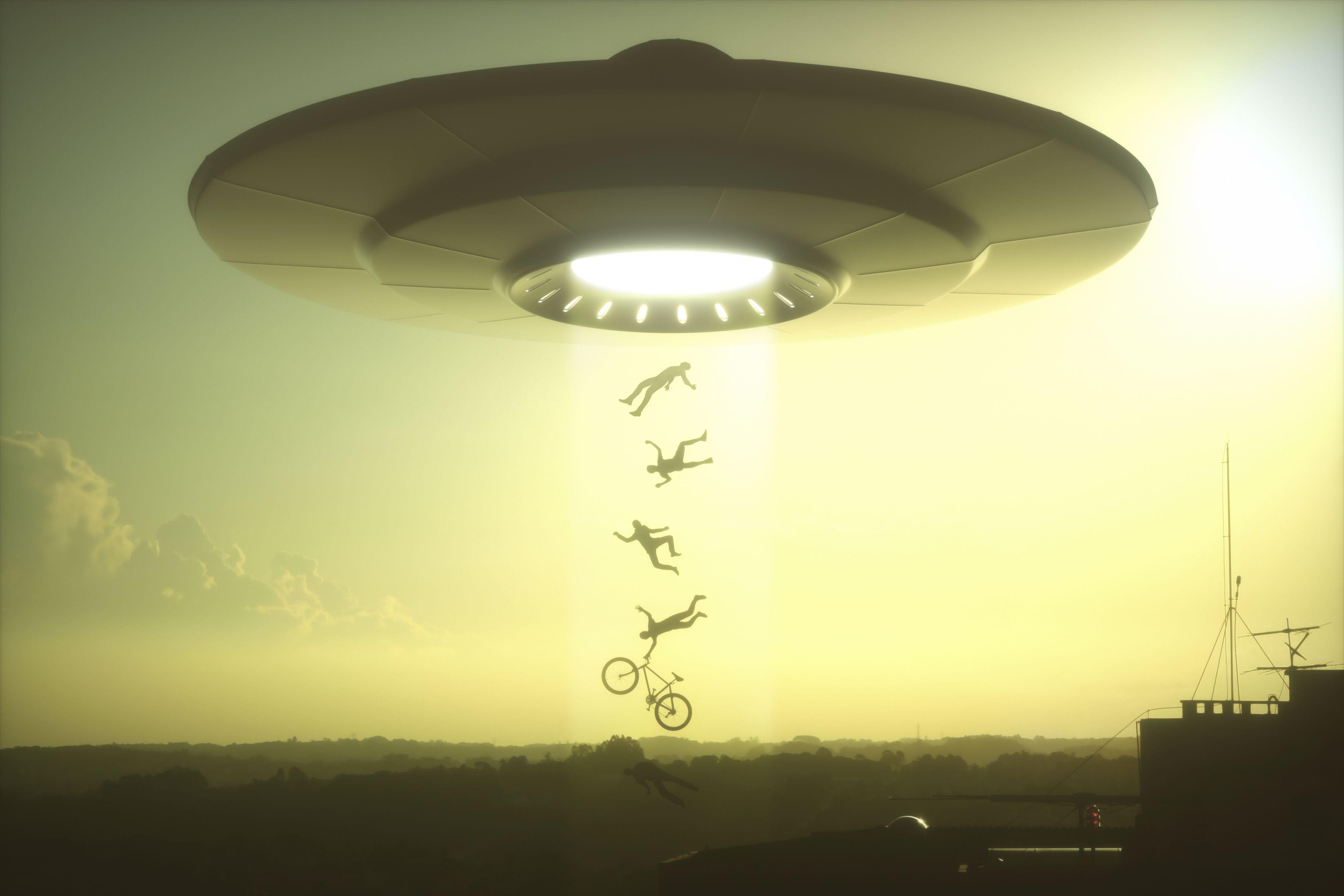 The Allagash Alien Abduction of 1976