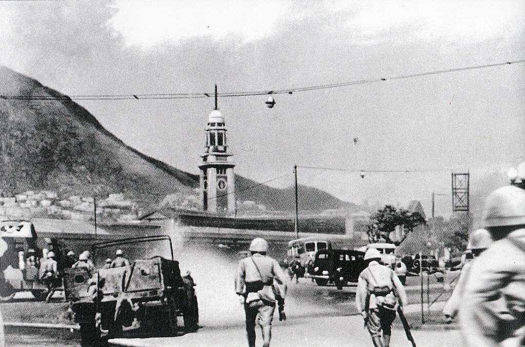 Batalla de Hong Kong