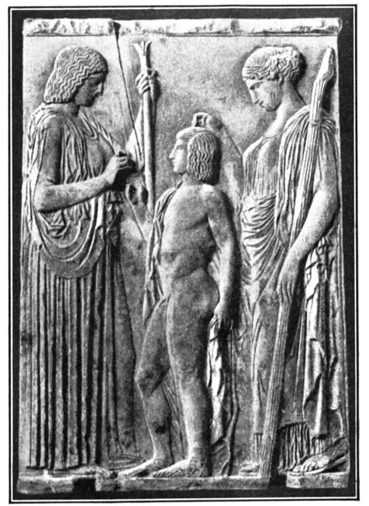 the importance of the fertility goddesses demeter and persephone in the society of ancient greece Similarly, in speaking of these goddesses in greece, suter, narcissus and the pomegranate, 23–32, believes she has found textual evidence in the homeric hymn to demeter indicating that demeter and persephone may have each been goddesses of different cultural groups, demeter being an early vegetation or earth goddess and persephone being a.