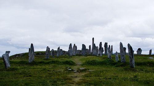Callanish Megalithic Monument