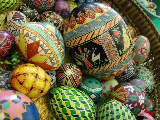 Easter Eggs from the Ukraine