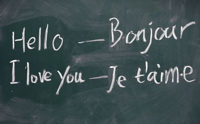 The Many Ways to Pronounce 'I' in French