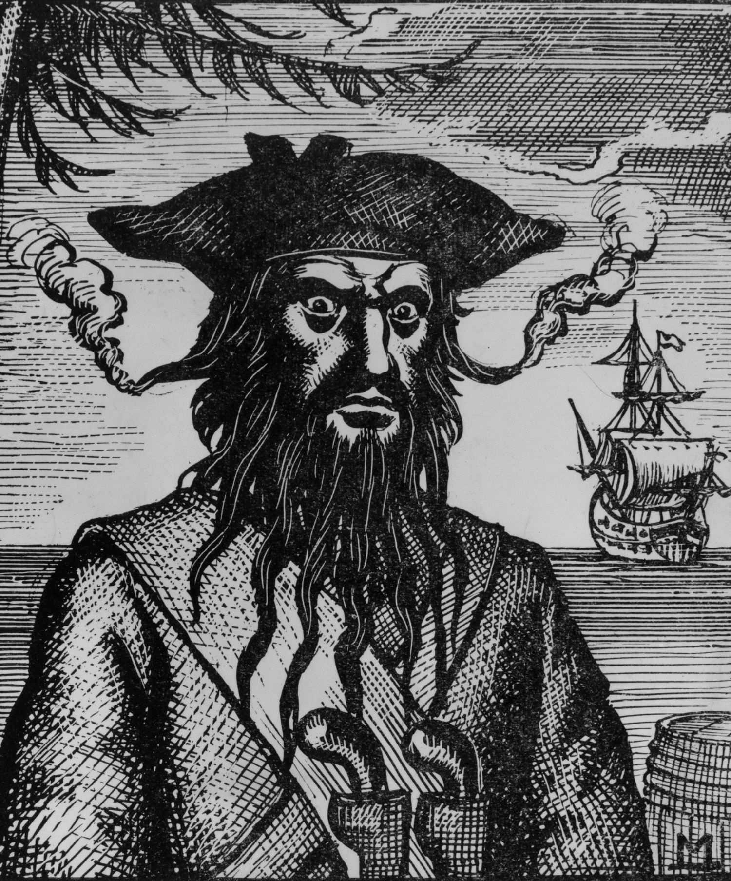 Blackbeard the Pirate: Myths, Truths and Legends