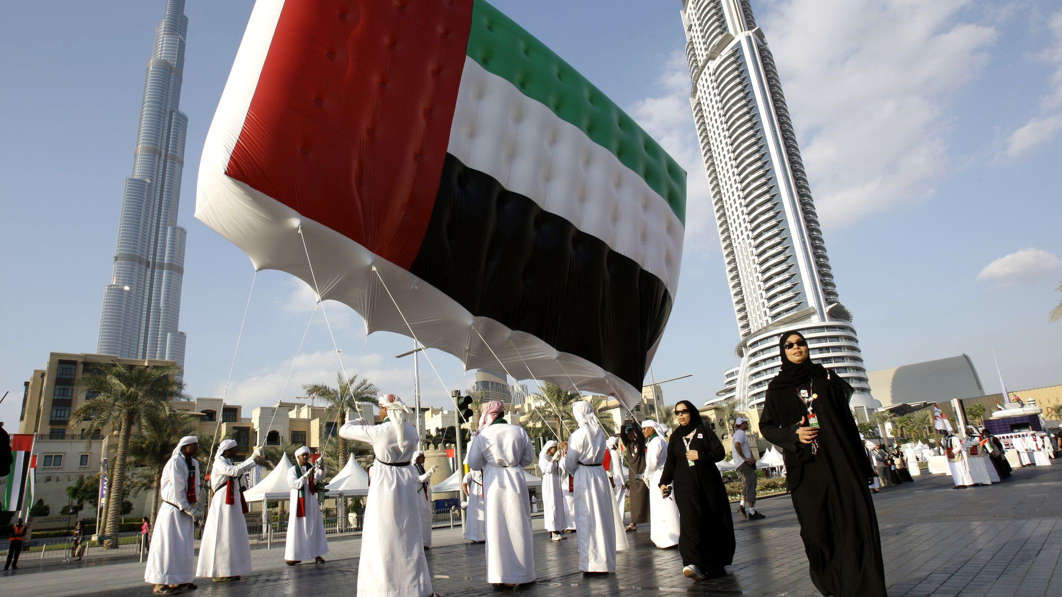 United Arab Emirates History and Independence