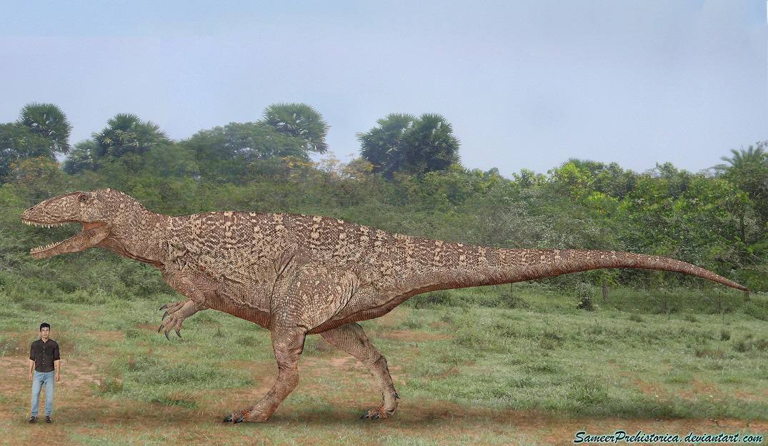 10 Facts About Acrocanthosaurus