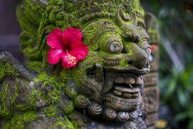 Balinese god