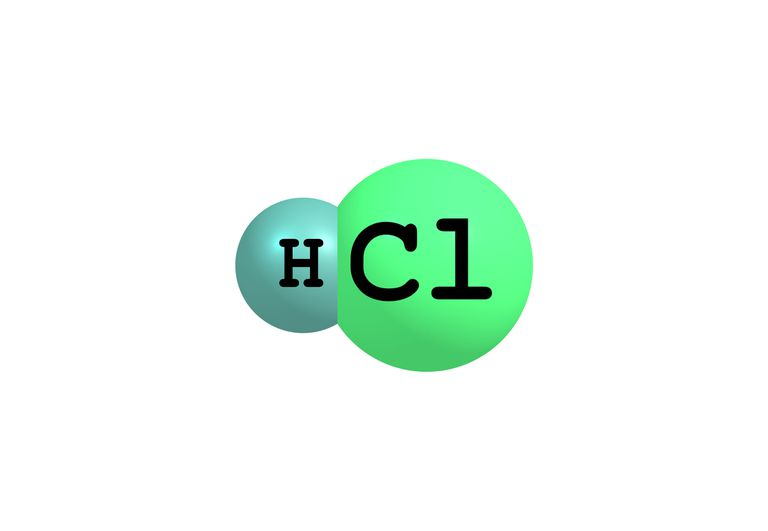 Hydrochloric acid molecule