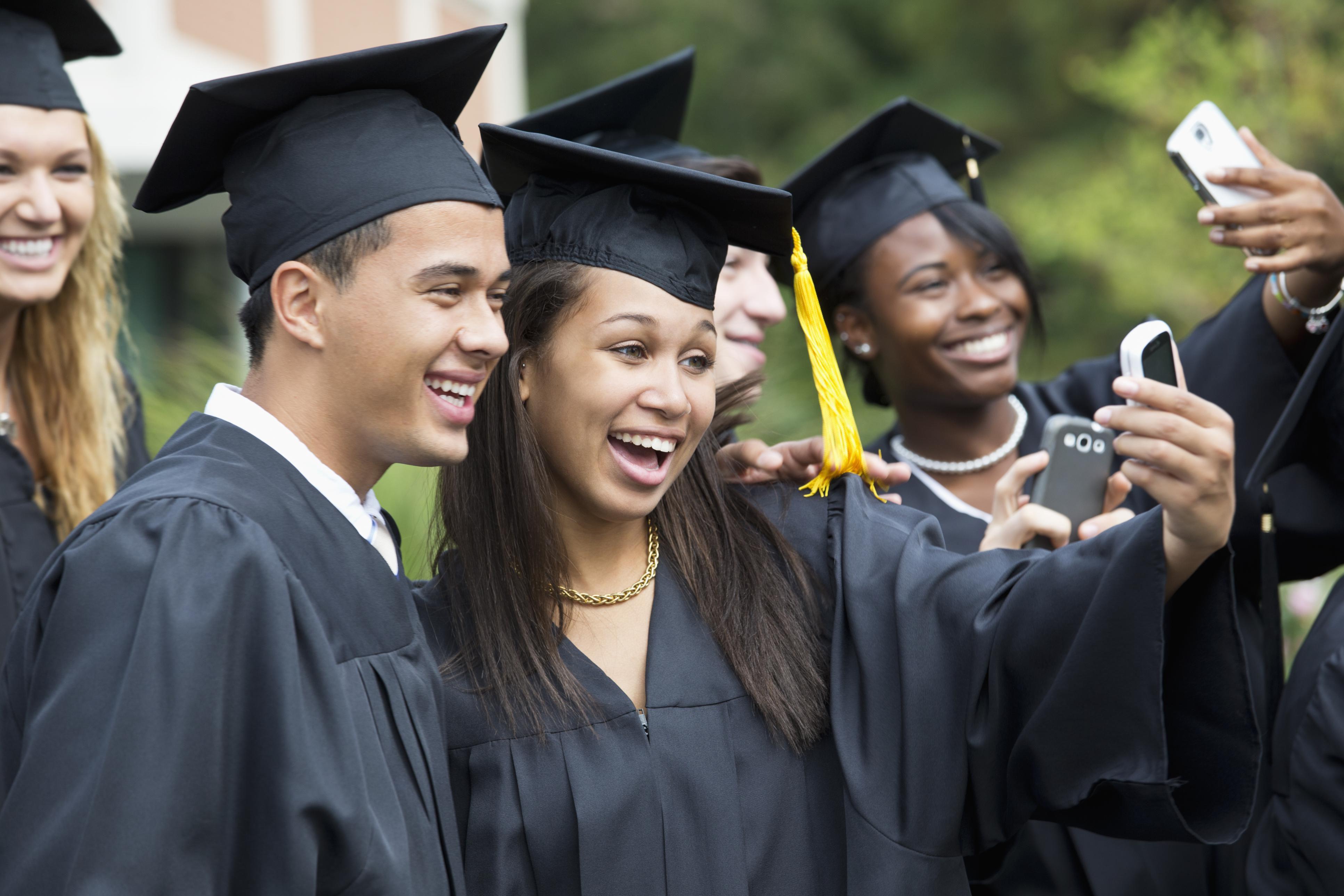 Graduation lesbian until — 2
